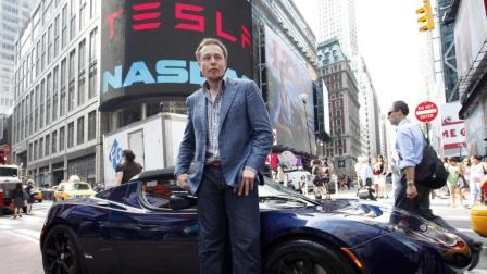 特斯拉电动跑车Roadster在华接受预订 订金133万元起