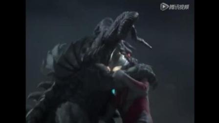 盖亚奥特曼被这怪兽按在地上摩擦颜面尽失!