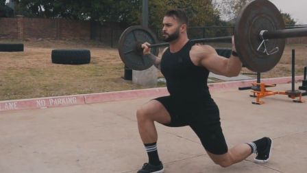Jason Poston - 练腿日与新技巧