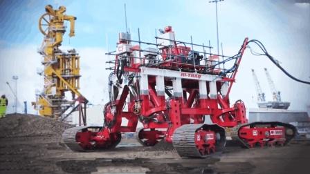 世界首台海底挖掘机, 可在1500米的水下作业, 陆上挖掘机没法比