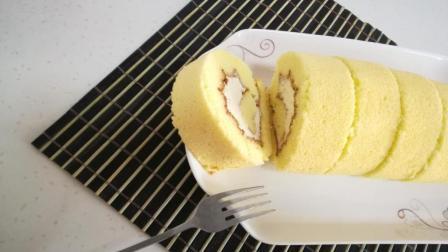 蛋糕卷的制作方法 非常适合新手