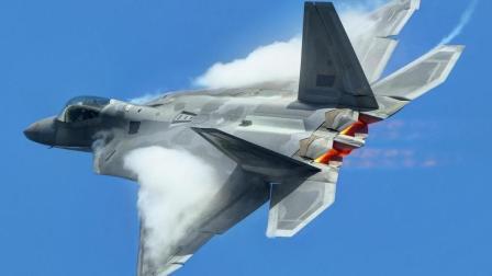 美军唯一能跟歼20对抗的第五代战斗机, 性能堪称残暴