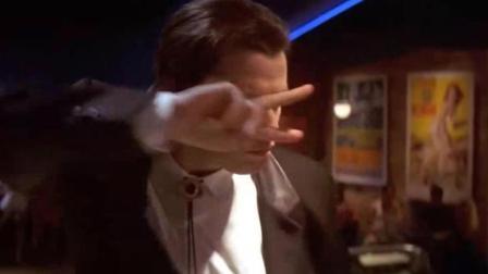 豆瓣评分8.8, 被誉为90年代来影响最大的西方经典, 分钟带你走进黑色幽默——《低俗小说》