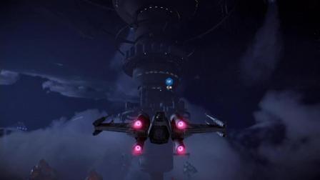 《星球大战: 前线2》中文剧情流程09 遮蔽的天空下, 潜入帝国基地