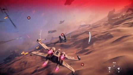 《星球大战: 前线2》中文剧情流程11 贾库星之战, 陆战空战一起上