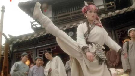 张敏也曾被迫假扮江湖卖艺人 还遭到过地痞流氓的羞辱