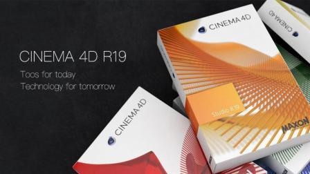 CINEMA4D R19安装及预设继承【doyoudo教程】new1