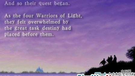 最终幻想1代 第11期 瀑布洞
