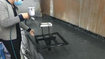智能家居控制系统主机模具外壳喷漆工艺视频