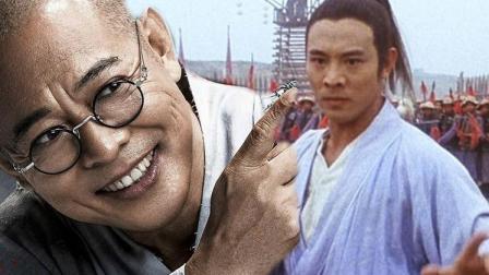 香港电影漫谈第三季56: 《功守道》之前 李连杰演绎的最经典太极电影