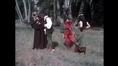 国外搞笑视频-班尼黑尔搞笑集锦-鲁滨逊
