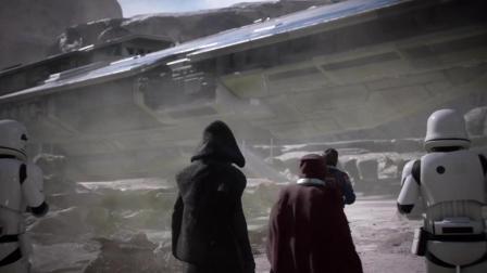 《星球大战: 前线2》中文剧情流程13 新发现, 结局与电影有联系?