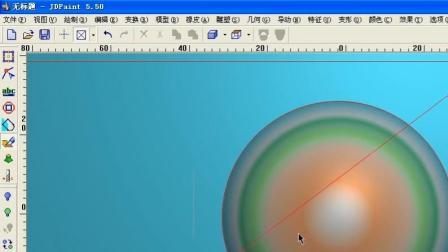 北京精雕浮雕文字图纸软件教程 (5)