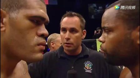 UFC格斗之夜 大脚 席尔瓦VS科米尔 : 我毫无压迫感