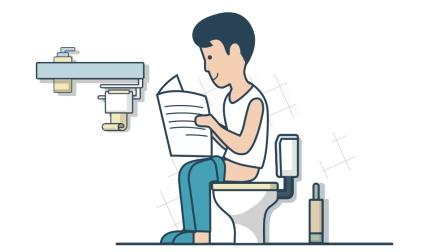 专家: 卫生纸不能擦走屎 原来我们, 从没擦干净过屁股!
