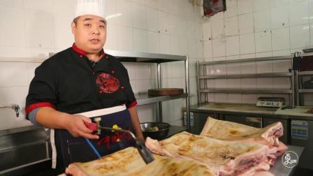 小伙改良特色把子肉,28味中药调料闷煮,食客吃了直呼过瘾