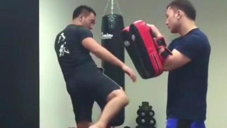 搏击教练, 教你如何踢鞭腿, 扫腿和盖腿, 腿法教学!