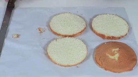 芒果慕斯蛋糕——详细做法