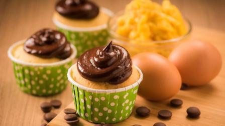 榴莲巧克力杯子蛋糕, 榴莲香与巧克力苦的完美结合