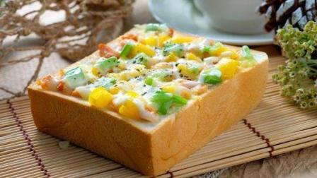 【彩椒法国吐司】早餐, 好吃又简单