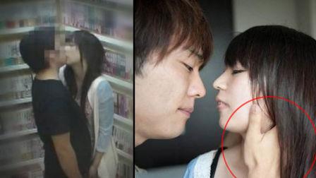 接吻时手到底该放哪儿  这些位置她竟然不拒绝