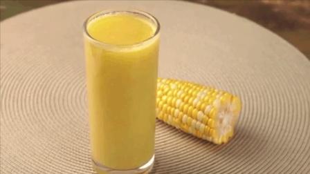 自制纯天然无添加健康香甜 蜂蜜玉米汁