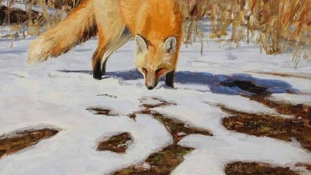 海鸥跳崖, 狐狸在下面等着