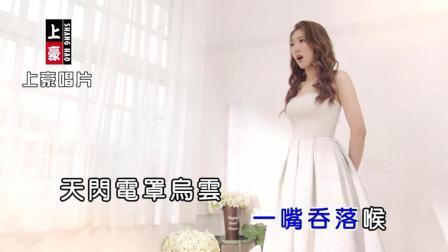 谢金晶闽南歌《放心》KTV导唱字幕