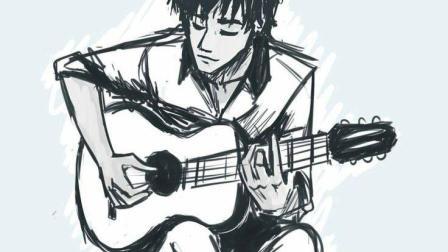 吉他弹唱英文歌 Happy Birthday 生日快乐歌