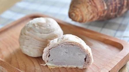 不要在外面买芋头酥了, 烘焙大师一步一步教你在家做, 便宜又简单!