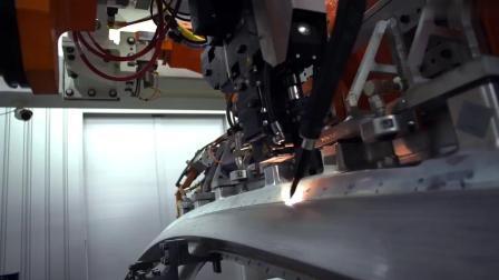 自动化程度高 全景实拍西雅特汽车工厂