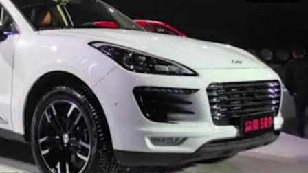 号称国产路虎, 北汽昌河Q7紧凑型SUV售价6万6挡手动CVT无级变速箱, 众泰甘拜下风!