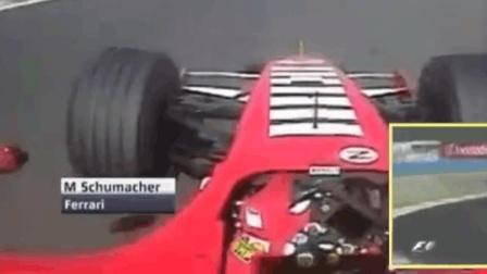 一代车王舒马赫告诉你开着法拉利F1方程式赛车是怎样超车的