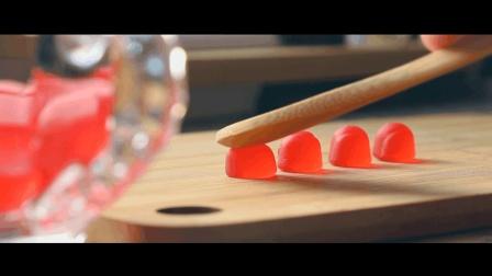 『寝室日常』做点小吃, QQ糖布丁, 香甜爆米花