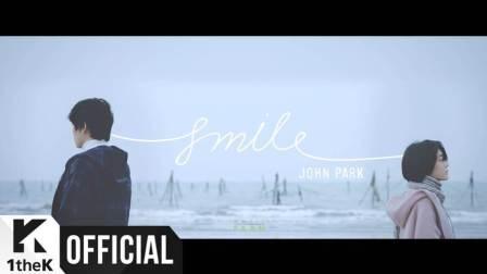 [官方Teaser 1] John Park _ SMILE