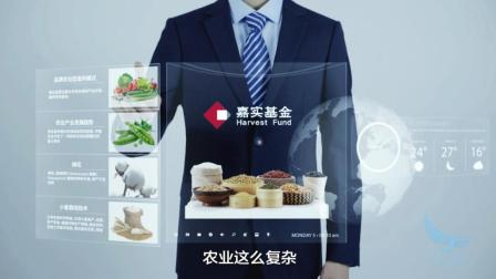 嘉实农业产业股票基金