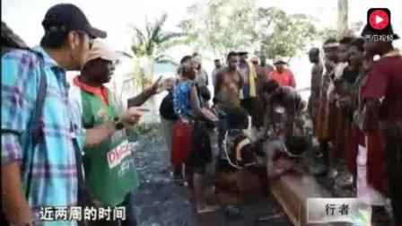 走进非洲原始部落, 男人要皮开肉绽才能成家