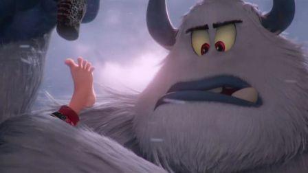 【中字】把小孩吓坏的家伙竟然是?《雪怪大冒险》电影预告