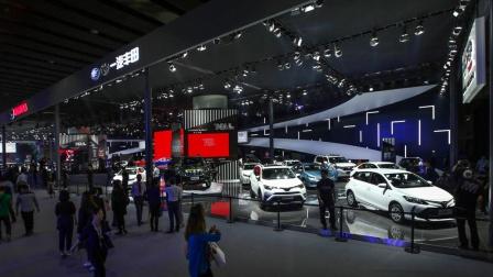 两款SUV领衔 一汽丰田新商品阵营齐聚广州车展