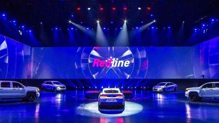 雪佛兰品牌之夜——Redline系列车型集体亮相