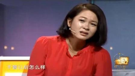 40岁痴情男子苦等14岁小姑娘十年, 涂磊泪奔, 全场感动坏了!