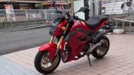 """世界口碑最好的""""迷你""""摩托车, 本田小猴子"""