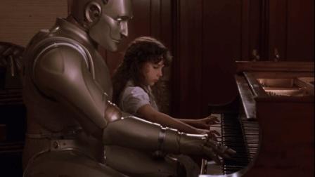 豆瓣45498人打出8.5分的高分科幻片《机器管家》, 一个200岁老人的传奇一生!