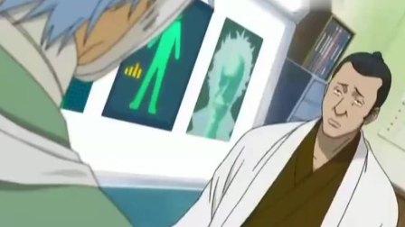 银魂: 银桑和全藏被医生哄骗, 小猿杀手模式营救