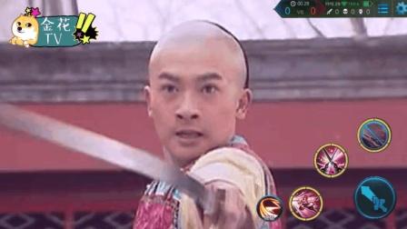 四川方言搞笑配音: 王者荣耀李白大战日本流浪剑客, 笑的肚儿痛!
