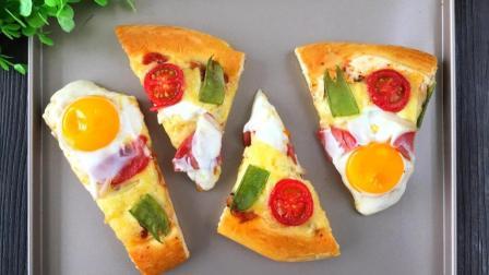 早餐披萨的制作方法