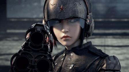 北冥小鱼-《雄兵连》一名超级战争狙击手 琪琳彰显女警本色!
