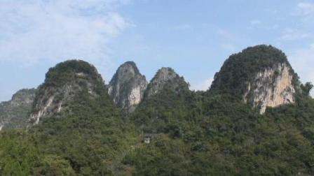 实拍: 贵州大山里只有一户人家, 好凄凉
