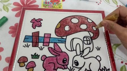 教小孩画画初学基础教学, 教儿童画简笔画画入门技巧,