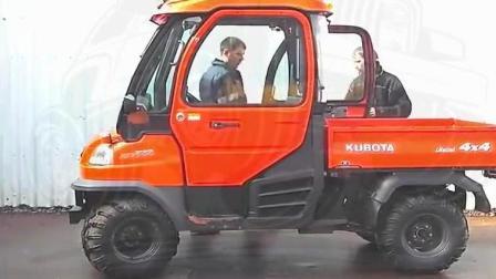 拖拉机改装农用皮卡车, 农村小伙花了2000元改造